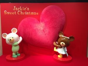 ジャッキーのスイートクリスマス